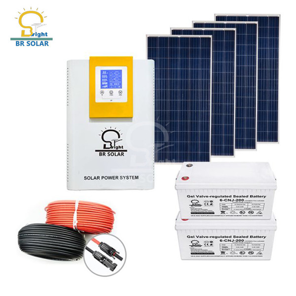 1KW-10KW Solar Power For Home