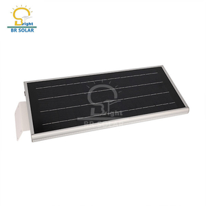AIO Solar Street Light Using Solar Panel