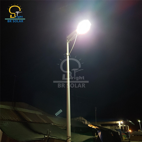 Hot sale 60W All In One Solar Power Street Lights