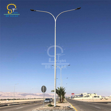 150W COB LED Street Lights Hot-Selling in Algeria