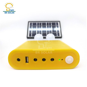 5-10W Solar Lighting Kits