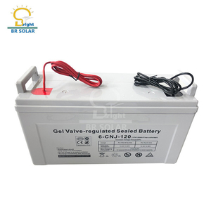 12V Gelled Solar Battery