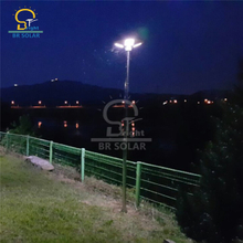 General Introduction Of Solar Plaza Lights