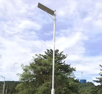40W Integrated Solar Street Light in philippines