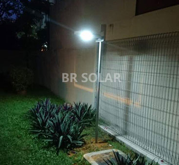 8W All In One Solar Light in Singapore