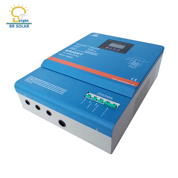BRIGHT Series Hybrid Solar Inverter 2-6KW
